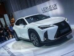 Geneva 2018: Lexus UX Compact Luxury Crossover Revealed