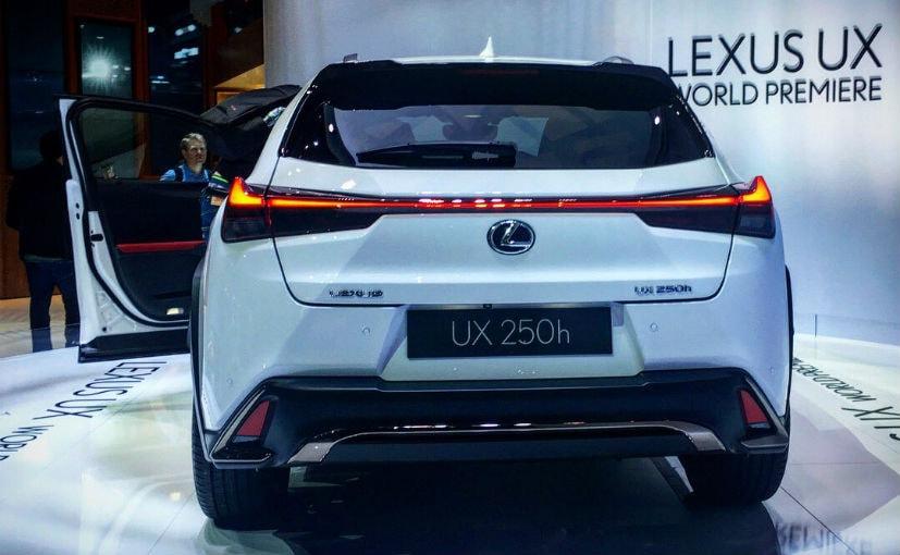2018 lexus ux geneva motor show