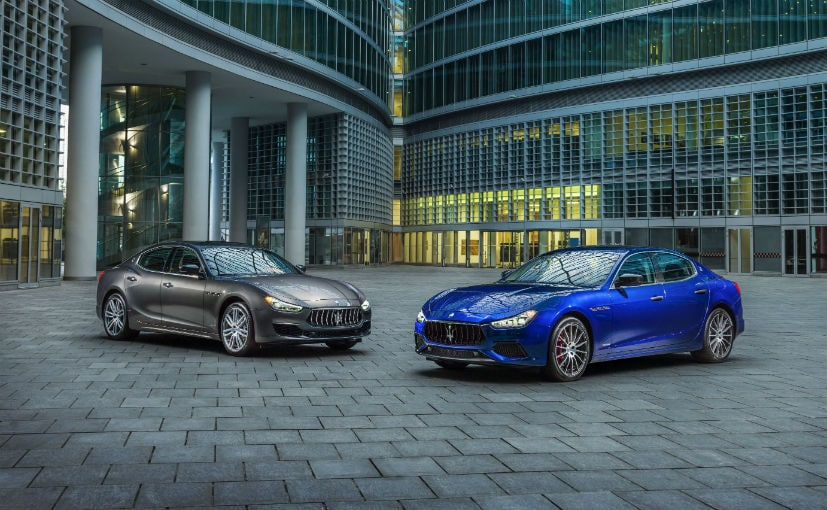 Maserati launches updated version of Ghibli in India