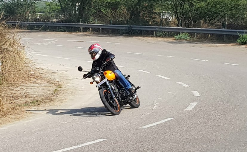 2018 Royal Enfield Thunderbird 500 X Review - NDTV CarAndBike