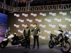 2018 Triumph Tiger 800 Launched In India; Prices Start At Rs. 11.76 Lakh