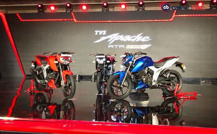 TVS Apache RTR 160 4V: All You Need To Know