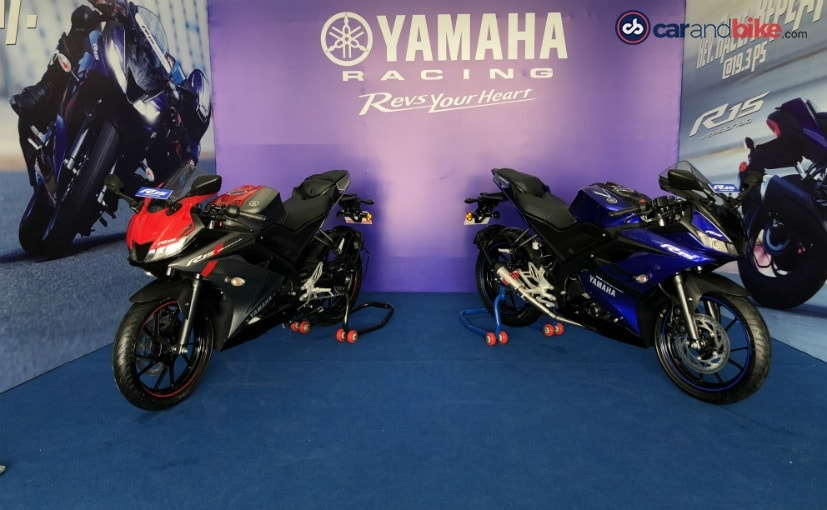 2018 yamaha yzf r15 version 3