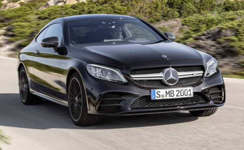 New York Auto Show 2018 Mercedes Amg C63 S Coupe Facelift To Debut