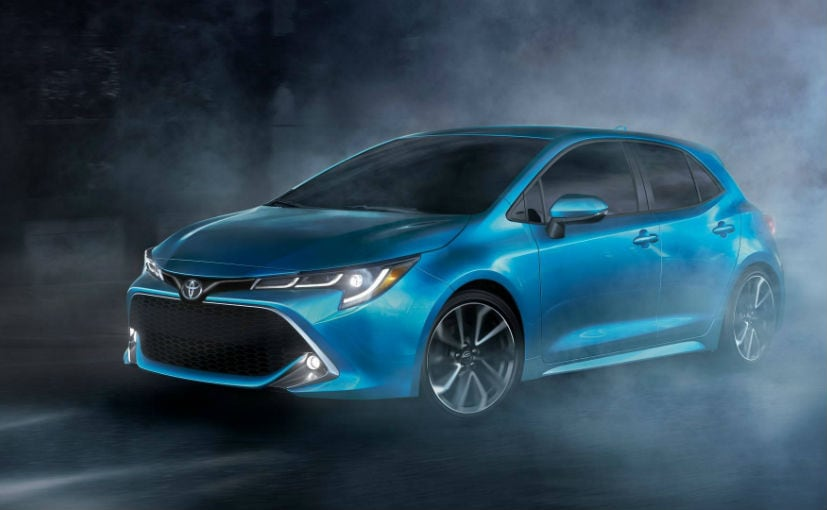 New York Auto Show 2018: 2019 Toyota Corolla Hatchback Revealed