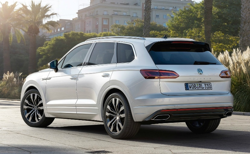 2019 volkswagen touareg  all you need to know