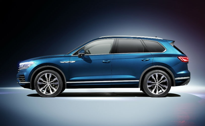2019 Volkswagen Touareg All You Need To Know Carandbike