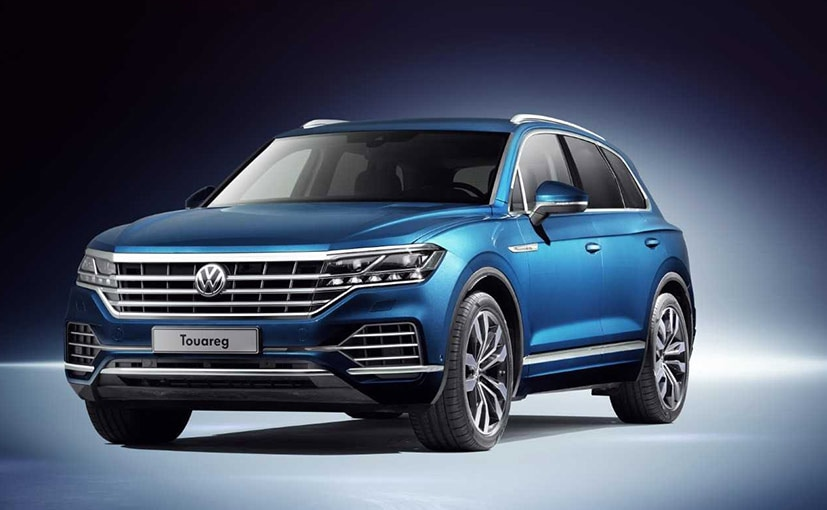 2019 Volkswagen Touareg All You Need To Know Ndtv