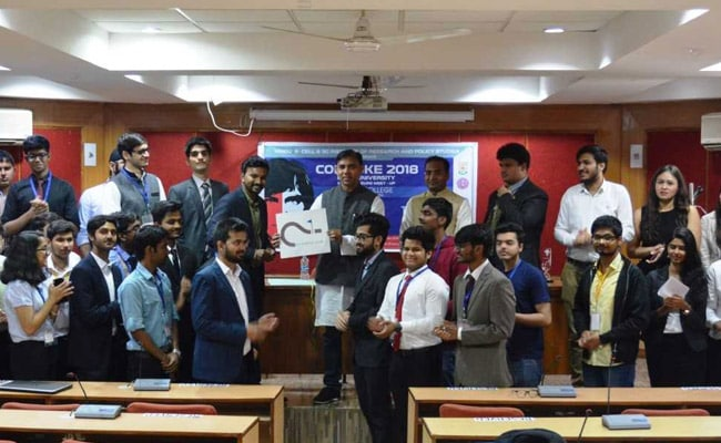 '3G Start-Up Clubs' Launched In Delhi University