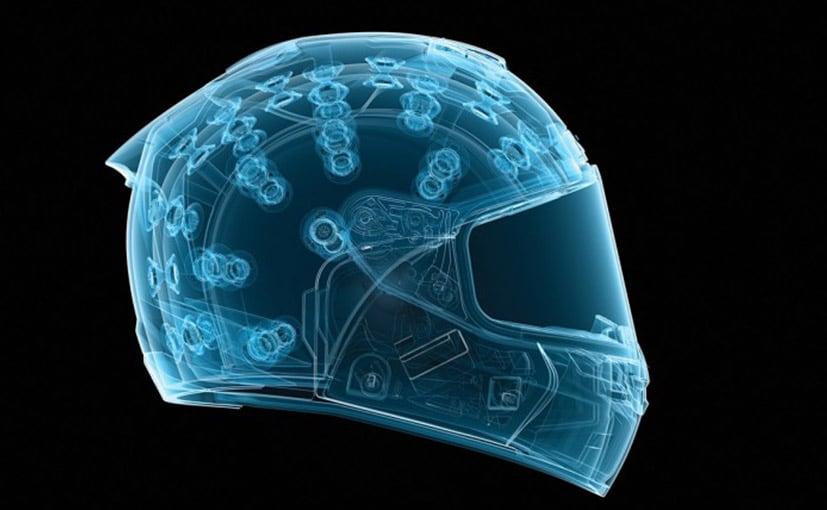 6d helmet design