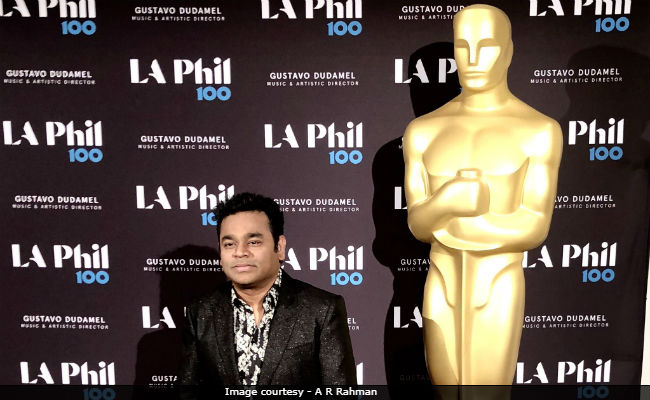 Oscars 2018: Rahman Performs At Special Concert With Quincy Jones, LA Philharmonic