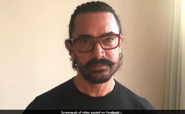 Aamir Khan Joins Instagram. Without A Post He Scores Over 221K Followers