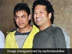 सचिन तेंदुलकर ने आमिर खान के जन्मदिन पर ली चुटकी, यूजर बोले- सहवाग बनना जारी है...