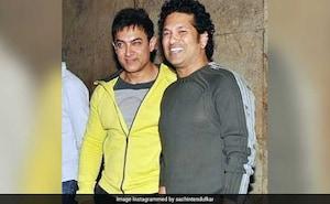 सचिन तेंदुलकर ने आमिर खान के जन्मदिन पर ली चुटली, यूजर बोले- सहवाग बनना जारी है...