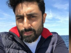 For Abhishek Bachchan, It's 'Almost Time' For <I>Manmarziyan</i>