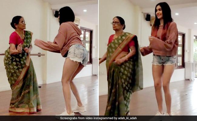 Viral Video: दादी के साथ इस एक्ट्रेस ने जमकर लगाए ठुमके, दोनों की जुगलबंदी देख कहेंगे OMG!