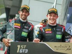 Aditya Patel Returns To Blancpain GT Series Asia For 2018 Season