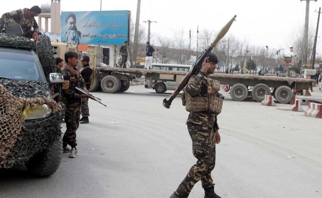 6 Civilians, 1 Policeman Killed, 15 Injured In Kabul Suicide Attack
