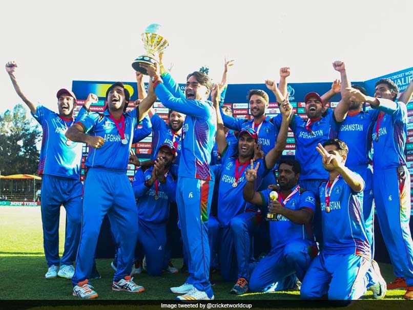 ICC World Cup Qualifiers: Afghanistan Thrash West Indies To Win Qualifying Final