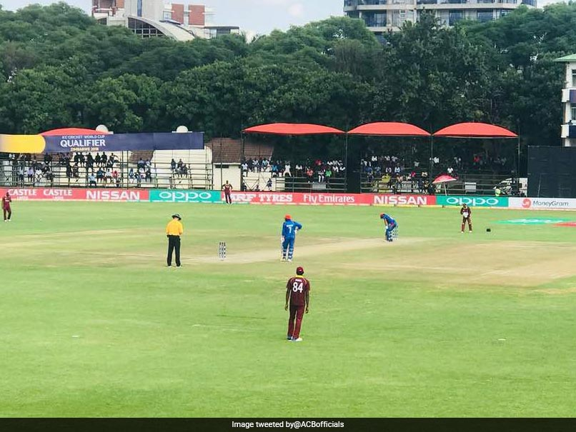 Afghanistan Beat West Indies, Keep World Cup Qualification Hopes Alive