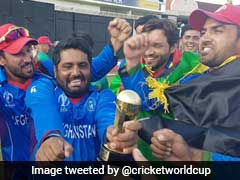 Afghanistan Beat Ireland To Qualify For 2019 ICC Cricket World Cup