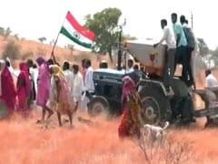 """Maharashtra Farmers """"Reclaim"""" Land Bought By Nirav Modi Firm: Report"""