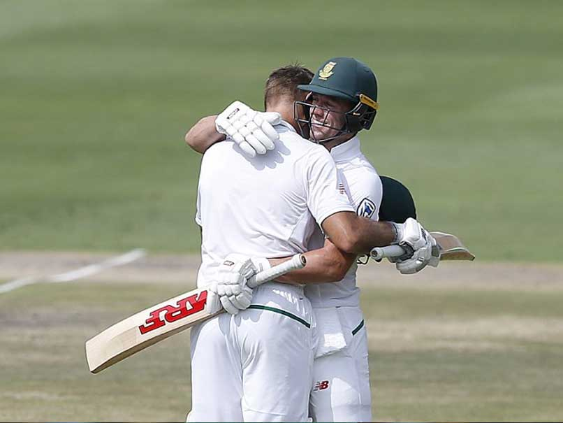 Bavuma 95* puts South Africa on top