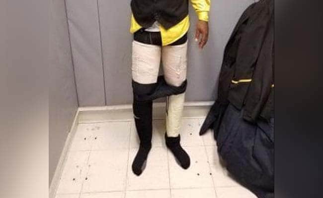Airline Crew Member Tried To Smuggle $160,000 Worth Of Cocaine In His Pants, Prosecutors Say
