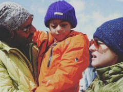 Ajay Devgn's <I>Raid</i>, Reviewed By Wife Kajol And Son Yug