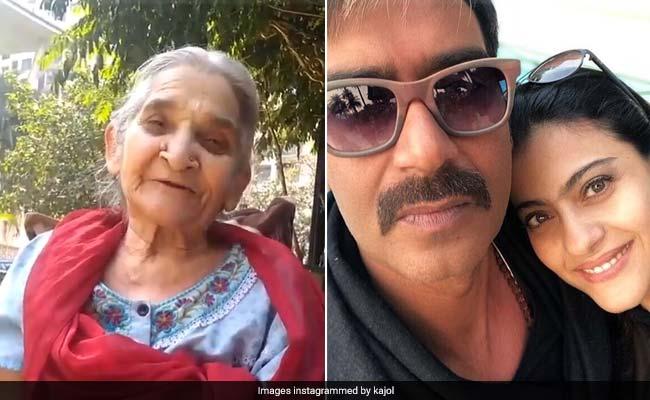 Raid से 85 साल की इस एक्ट्रेस ने किया डेब्यू: काजोल ने पोस्ट किया Video, मस्तमौला अंदाज Viral