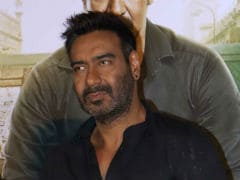 Ajay Devgn Feels 'Lucky' He Has A Loyal Fan Base