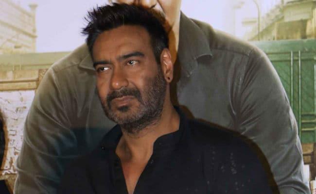 Ajay Devgn Feels 'Lucky' He Has A Loyal Fan Base