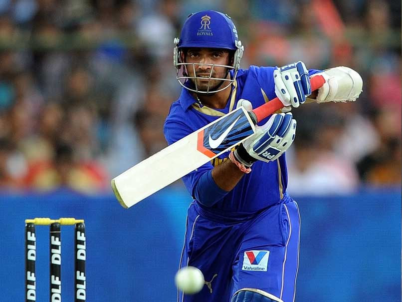 Indian Premier League 2018: Ajinkya Rahane May Lead Rajasthan Royals If Steve Smith Steps Down