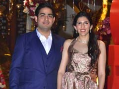 Inside Ambanis' Party: A Star-Studded Evening To Celebrate Akash Ambani, Shloka Mehta's Engagement