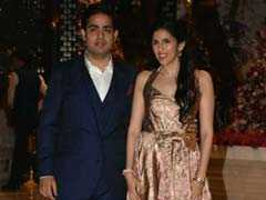 Akash Ambani, Shloka Mehta's Engagement Party. Details, Pix Inside