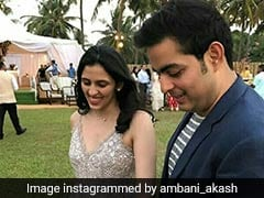 Who Is Shloka Mehta - The Fiancee Of Mukesh Ambani's Elder Son Akash Ambani