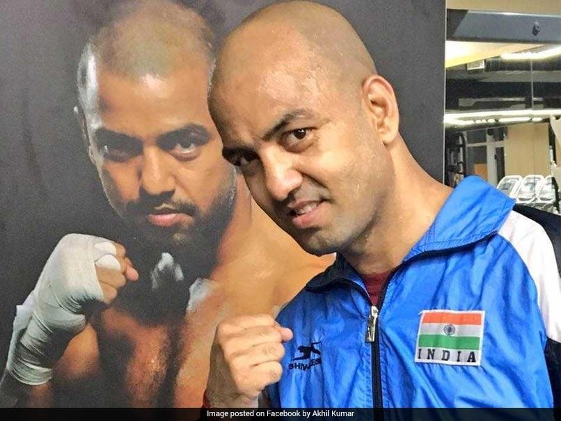 Boxer Akhil Kumar Questions India