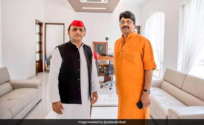 RS elections 2018: A Samajwadi Party dinner that had Mayawati smiling