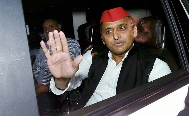 'Find Me A Place,' Says Akhilesh Yadav, On Order To Exit Lucknow Bungalow