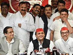 Thank Mayawati, First: Akhilesh Yadav On His Huge Triumph