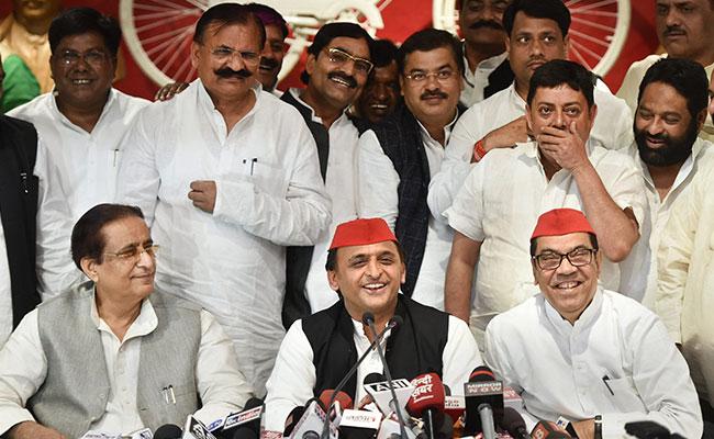Thank Mayawati, First: Akhilesh Yadav On His Huge Triumph