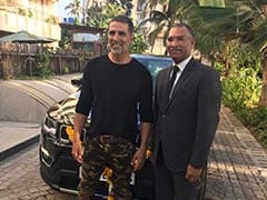 Akshay Kumar Is Now The Proud Owner Of The Jeep Compass