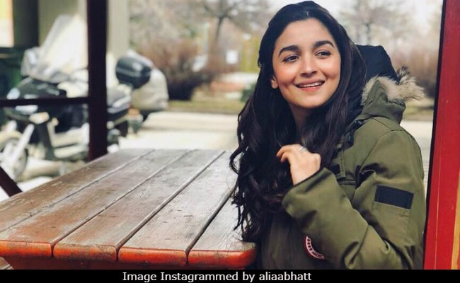 Brahmastra Star Alia Bhatt To Reportedly Have A Working Birthday In Bulgaria