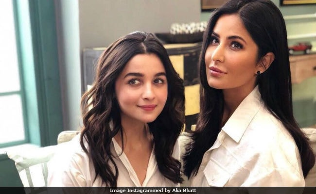 Alia Bhatt Wants To Work With Katrina Kaif, Deepika Padukone. Here's What She Said