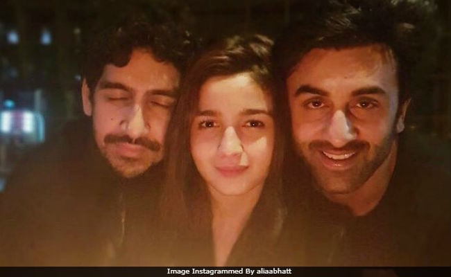 Brahmastra: Alia Bhatt, Ranbir Kapoor Wrap Up First Schedule Of Film. See Pic