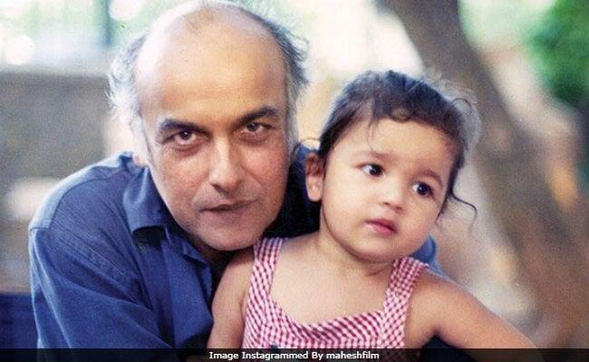 Alia Bhatt Here Are Your Birthday Wishes From Parents Mahesh And Soni Razdan