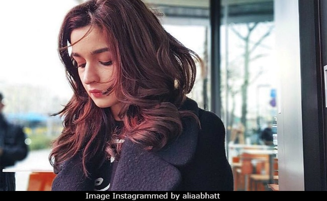 What Alia Bhatt Posted A Day Before Her Birthday