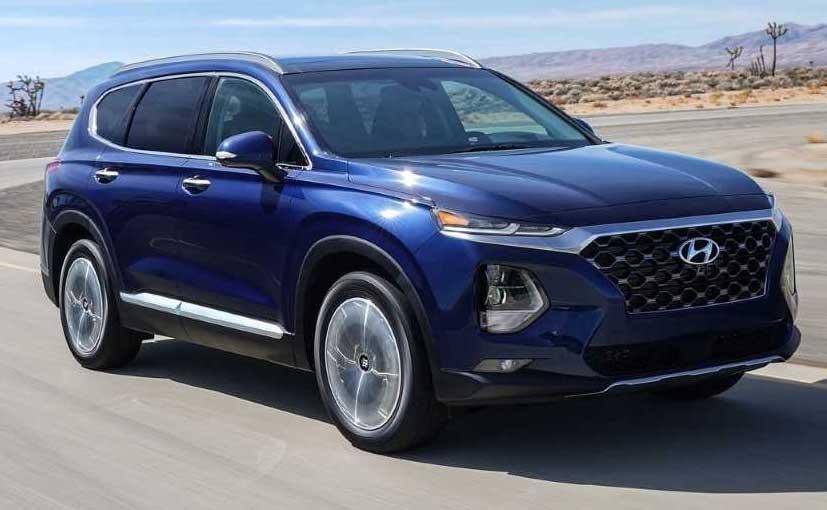New York Motor Show 2018: All New Hyundai Santa-Fe Makes US Debut