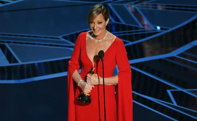 Image result for allison janney best supporting actress oscars