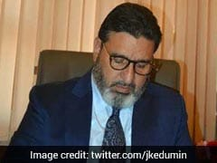 Altaf Bukhari Given Additional Charge Of Finance After Haseeb Drabu's Removal